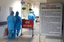 5 bệnh nhân nhập cảnh nhiễm Covid-19