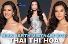 Lộ diện người đẹp Việt Nam dự thi online Hoa hậu Trái đất 2020