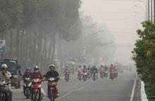 Chất lượng không khí Hà Nội hiện đang ở mức rất xấu