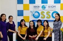 5 văn phòng dịch vụ một điểm đến hỗ trợ phụ nữ di cư miễn phí