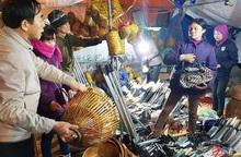 Dừng tổ chức phiên chợ Viềng đầu xuân Tân Sửu 2021
