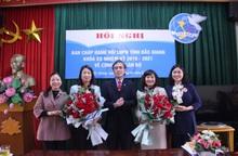Bắc Giang: 2 trưởng ban được bầu làm Phó Chủ tịch Hội LHPN tỉnh