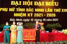 Bà Nguyễn Phương Mai tái đắc cử Chủ tịch Hội LHPN tỉnh Bắc Ninh