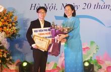 Học viện Phụ nữ Việt Nam chào đón hơn tân 1.150 sinh viên bước vào năm học 2021-2022