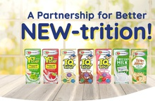 Liên doanh của Vinamilk tại Philippines ra mắt sản phẩm ở các chuỗi siêu thị lớn và kênh thương mại điện tử