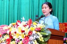 Bà Lê Đào An Xuân tái đắc cử Chủ tịch Hội LHPN tỉnh Phú Yên