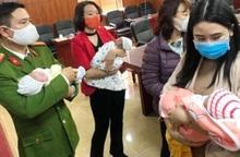 Giải cứu 3 trẻ sơ sinh trước khi bị bán sang Trung Quốc