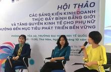 75% cơ quan quản lý nhà nước có lãnh đạo chủ chốt là nữ đến năm 2030