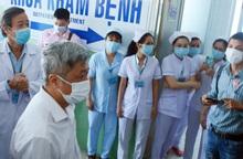 Thứ trưởng Bộ Y tế: Theo dõi, xử trí kịp thời phản ứng không mong muốn sau tiêm vaccine phòng Covid-19