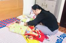 4 trẻ sơ sinh được giải cứu trong đường dây mua bán người đang cần hỗ trợ