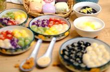 Tết Hàn thực: cập nhật ngay các địa chỉ ship bánh trôi bánh chay ngũ sắc tận nơi