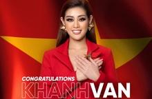 Khánh Vân tiết lộ điều gì sau đêm chung kết Miss Universe