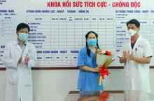 Nữ nhân viên y tế sốc phản vệ sau khi tiêm vaccine ngừa Covid-19 hiện ra sao?