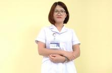 Nữ hộ sinh tiếp sức cho bệnh nhân giữa cơn nguy kịch