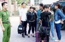 Nam Định: Giải cứu 6 bé gái trong đường dây mua bán người