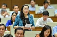"""Đại biểu Quốc hội: Đề nghị Chính phủ kiên định với """"mục tiêu kép"""""""