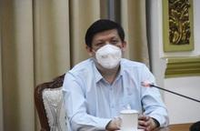 Bộ trưởng Bộ Y tế kêu gọi y tế tư nhân TPHCM tiếp tục chung sức chống dịch Covid-19