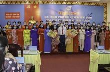 Yên Bái đã tổ chức thành công Đại hội Phụ nữ cấp huyện