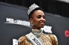 Tân Hoa hậu Hoàn vũ 2019: 'Tóc và làn da của tôi chưa bao giờ được coi là đẹp'