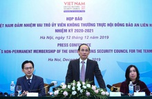 Việt Nam sẵn sàng đảm nhận vai trò Ủy viên không thường trực Hội đồng Bảo an Liên hợp quốc