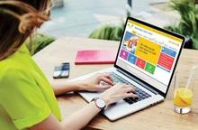 Hơn 50.000 mặt hàng giảm giá đến 70% tại ngày mua sắm Online Friday 6/12