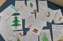 Tan chảy với những lời chúc yêu thương gửi đến các trẻ nhận học bổng Mottainai 2019