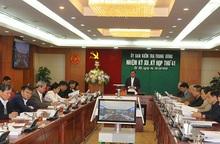 Ủy ban Kiểm tra Trung ương đề nghị xem xét kỷ luật một số cán cấp cao