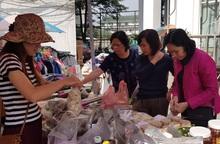 60 gian hàng tiêu dùng an toàn giúp người thủ đô yên tâm sắm Tết