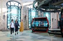 """Khai trương hệ thống cáp treo sở hữu kỷ lục """"Nhà ga cáp treo lớn nhất thế giới"""" tại Tây Ninh"""