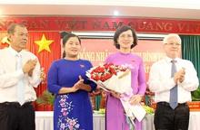 Bình Phước: Bà Trần Tuyết Minh được bầu làm Phó Chủ tịch UBND tỉnh