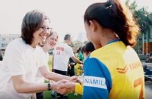 Các đại sứ G4: Thành công của bóng đá nữ truyền cảm hứng giúp cho phụ nữ và trẻ em gái Việt Nam