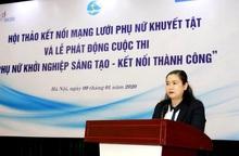 TƯ Hội LHPN Việt Nam tổ chức 2 cuộc thi dành cho phụ nữ khởi nghiệp trong năm 2020