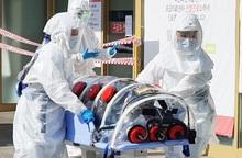 Ca tử vong đầu tiên do nhiễm Covid-19 tại Hàn Quốc