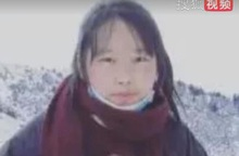 Nữ sinh lên đỉnh núi tuyết 4.800m bắt sóng internet để học trong giai đoạn dịch bệnh