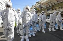 Hàn Quốc: Số ca nhiễm Covid-19 tăng lên hơn 2.000 người