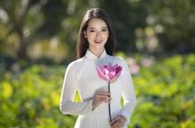 Top 10 Miss Photo Thạch Thảo và đam mê đặc biệt với áo dài