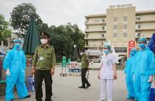 5.000 mẫu xét nghiệm tại BV Bạch Mai cho kết quả âm tính