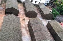 Hình ảnh bệnh viện Dã chiến lập trong bệnh viện Bạch Mai