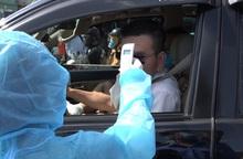 TP Hồ Chí Minh: 62 chốt, trạm kiểm soát y tế phát hiện nhiều người sốt