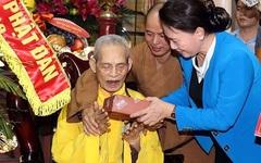 Đại lão Hòa thượng Thích Phổ Tuệ và những đóng góp to lớn cho Đạo pháp, Dân tộc