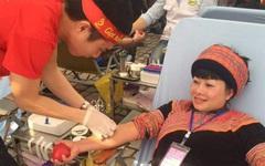 Phó Chủ tịch Hội LHPN tỉnh Hà Giang 23 lần hiến máu tình nguyện