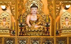 Ngôi chùa độc nhất vô nhị ở TPHCM