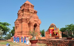 Thiên tình sử đẫm lệ của công chúa Chăm Pa và vẻ đẹp huyền bí của tháp Po Sah Inư