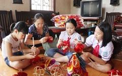 Gìn giữ kho tàng đồ chơi Trung thu truyền thống