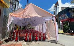 """Lời khai của cô dâu trong vụ """"bùng"""" 150 mâm cỗ cưới ở Điện Biên"""