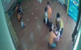 Vụ phụ huynh tát trẻ 2 tuổi ngã dúi dụi ở lớp học: Cần xem xét đình chỉ trường học