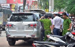 Hé lộ nguyên nhân đôi nam nữ tử vong trên xe ô tô ở Thái Nguyên