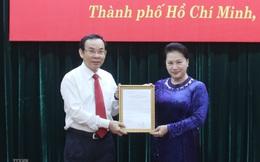 Đồng chí Nguyễn Văn Nên được giới thiệu bầu làm Bí thư TPHCM