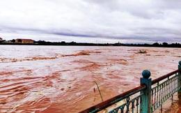 Kon Tum: Cô gái 19 tuổi bị nước lũ cuốn trôi