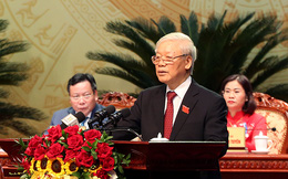 """Tổng bí thư: """"Đảng bộ Hà Nội phải làm gương cho các đảng bộ khác"""""""